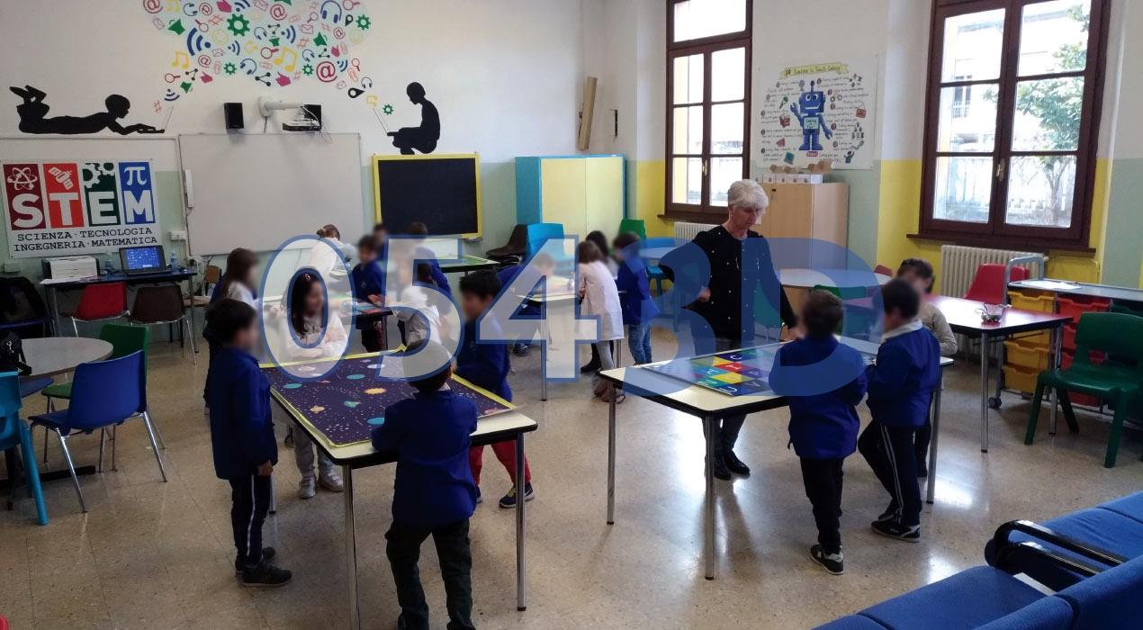 Classe 1A - Scuola Primaria  E. De Amicis di Meldola
