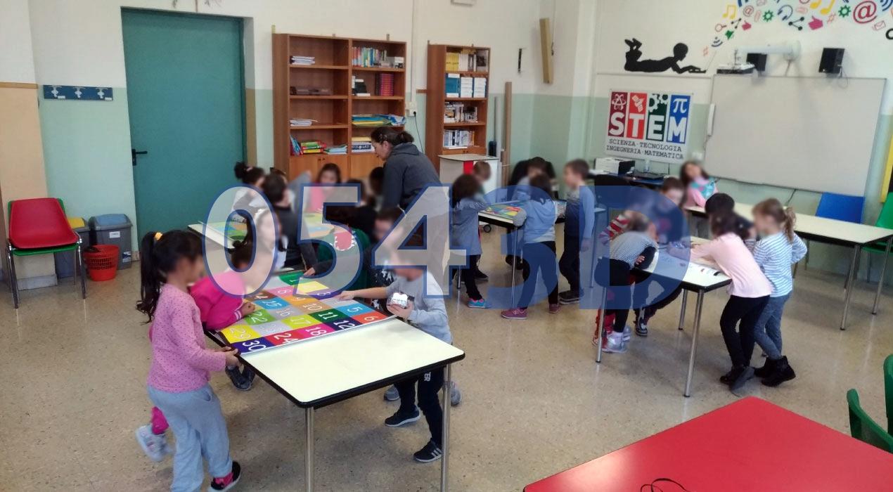 Classe 1B - Scuola Primaria  E. De Amicis di Meldola