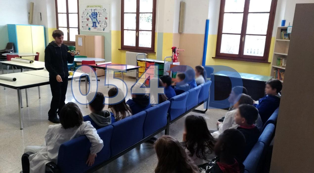 Classe 5D - Scuola Primaria  E. De Amicis di Meldola