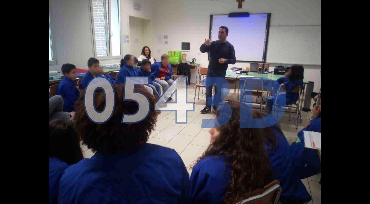 """01 - Istituto Comprensivo Paritario """"Scuole Tavelli""""  di Rmini - Scuola Secondaria Inferiore"""
