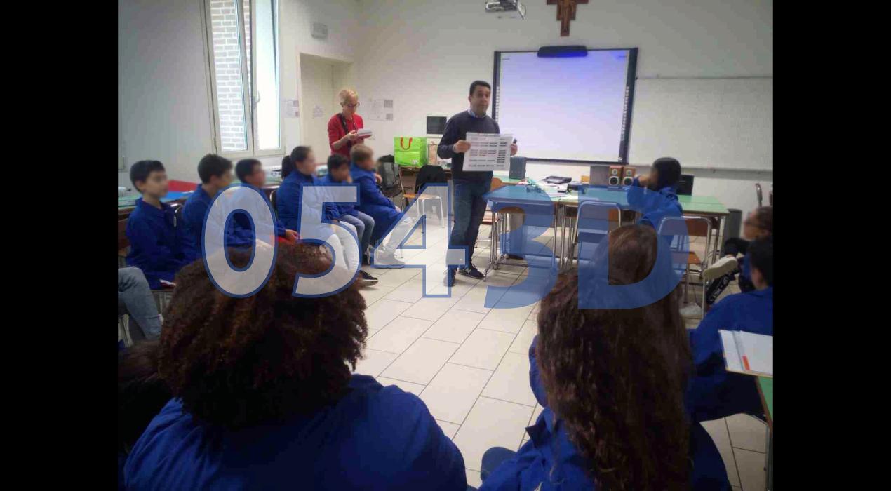 """02 - Istituto Comprensivo Paritario """"Scuole Tavelli""""  di Rmini - Scuola Secondaria Inferiore"""