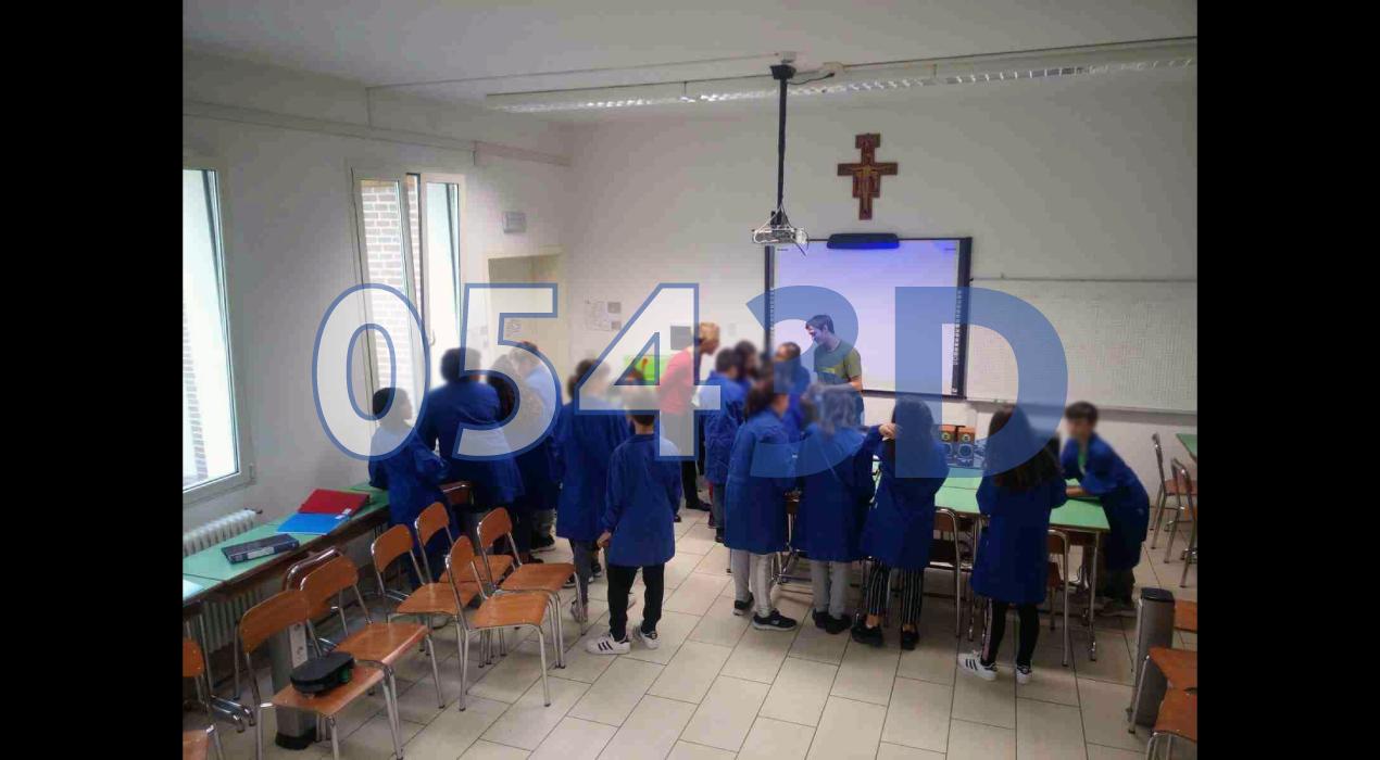 """06 - Istituto Comprensivo Paritario """"Scuole Tavelli""""  di Rmini - Scuola Secondaria Inferiore"""