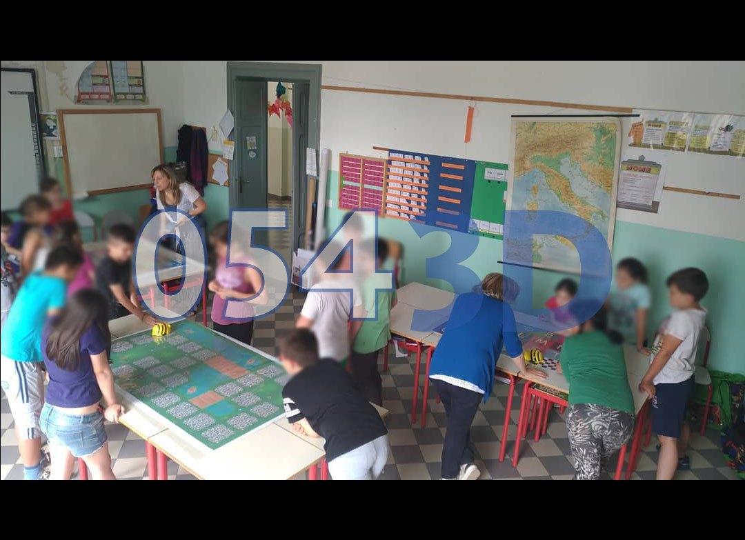 """Scuola Primaria """"Adone Zoli"""" di Predappio - Classe 4"""