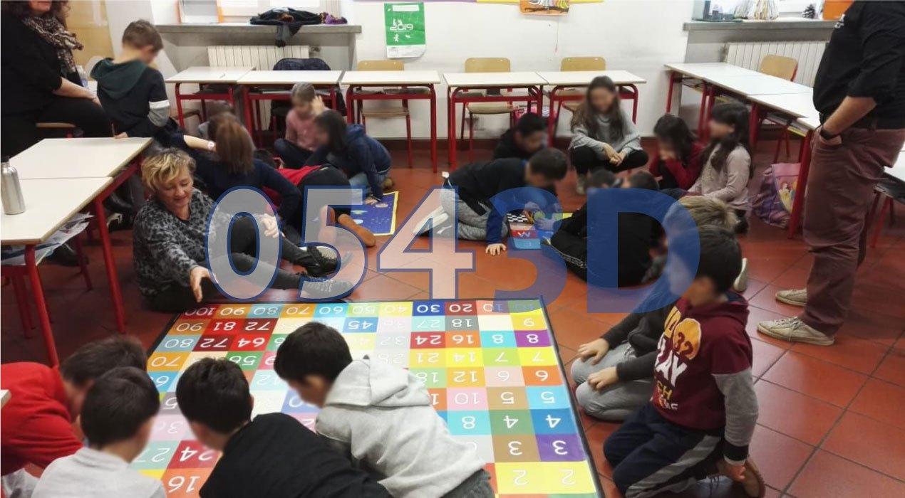 Scuola Elementare De Amicis - Forlimpopoli - 3°