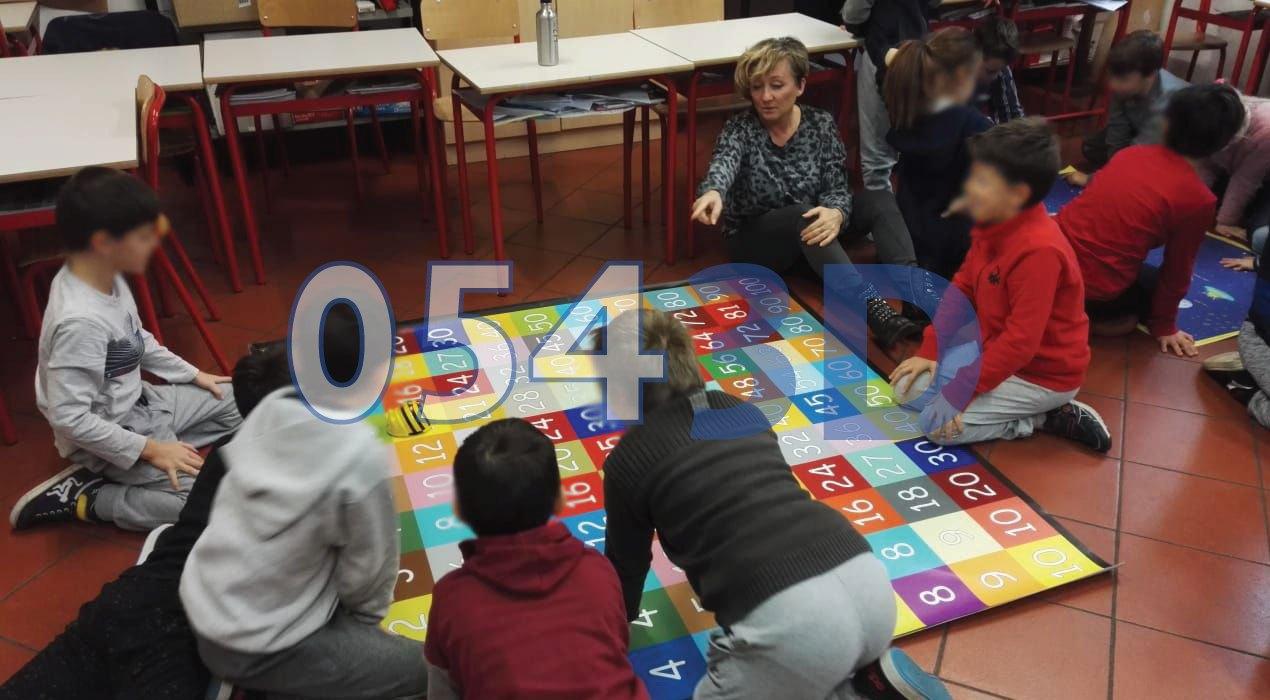 Scuola Elementare De Amicis - Forlimpopoli - 3A  - Tabelline