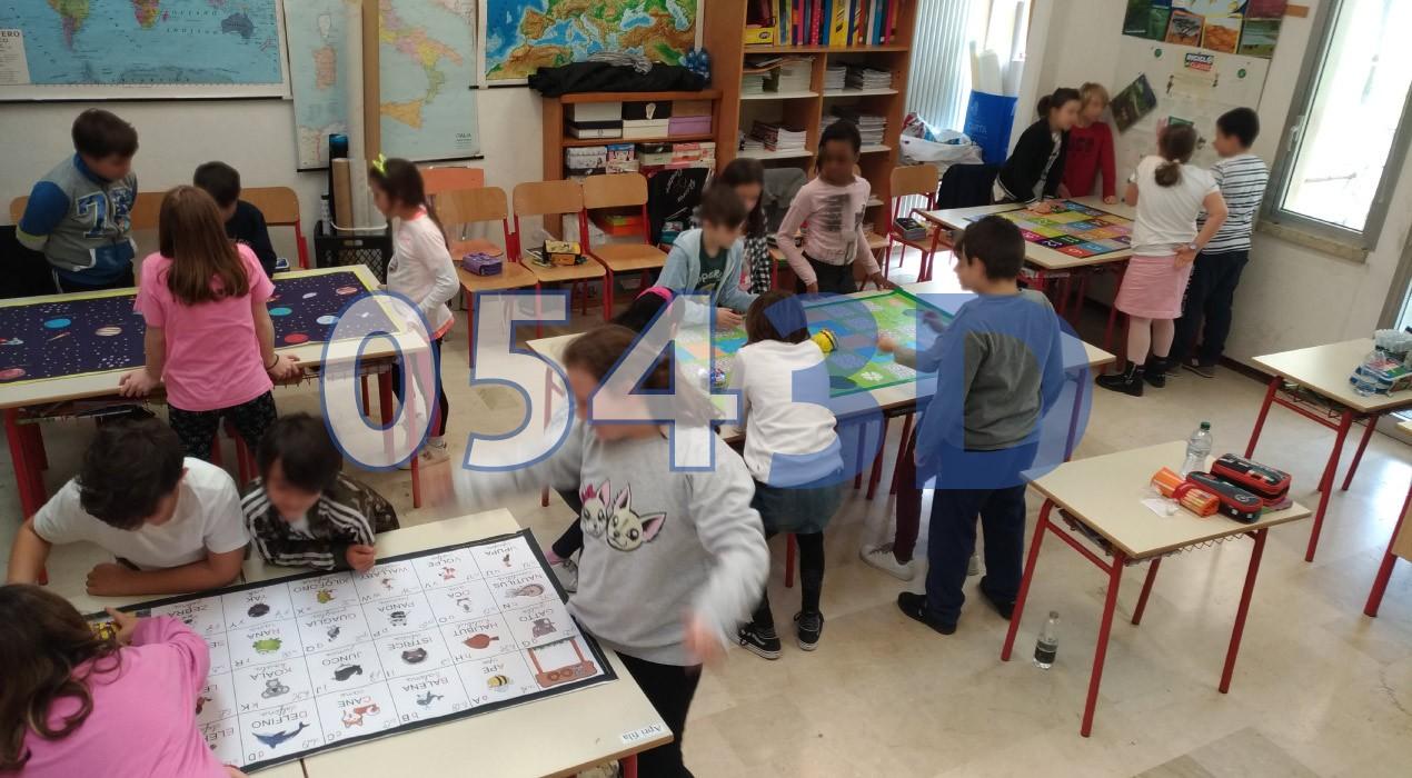 """Scuola Primaria """"Don L. Milani"""" - Classe IV C - Forlinpopoli"""